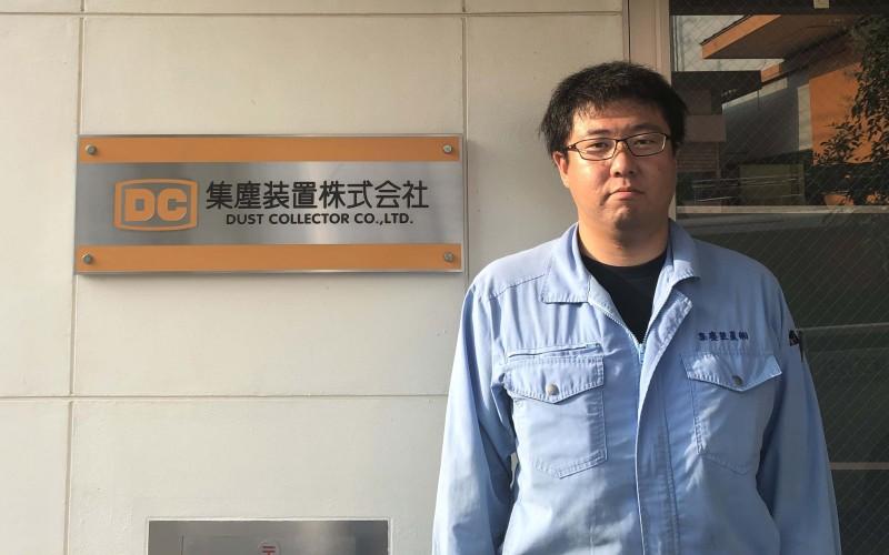 メンテナンス技術者 Sさん