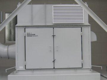 排風機における防音対策